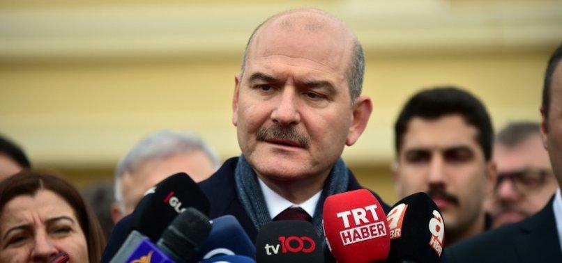 TURKEYS INTERIOR MINISTER SOYLU SAYS SAUDI ARABIA KEPT WORLD IN DARK ABOUT CORONAVIRUS