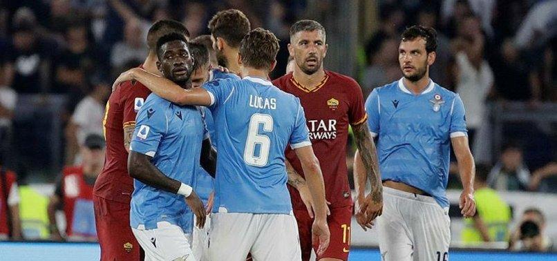 Afbeeldingsresultaat voor lazio roma 1-1