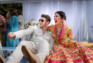 Priyanka Chopra ve Nick Jonas evlendi