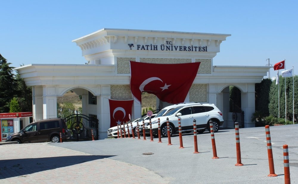 Fatih University in Istanbul is one of the waqf universities that was shutdown due to its affiliation with FETu00d6.
