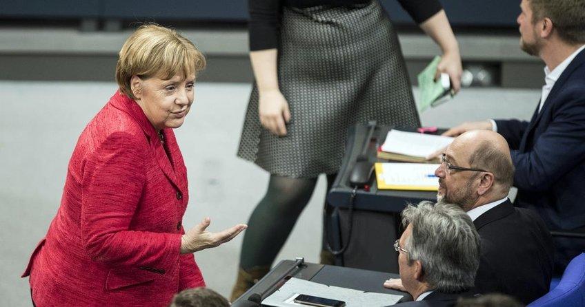 Almanya perşembe gününe kilitlendi