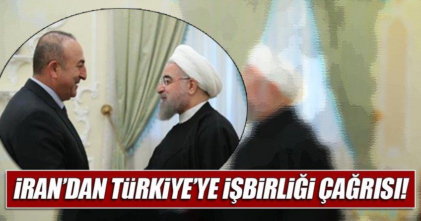 İran'dan Türkiye'ye flaş çağrı!