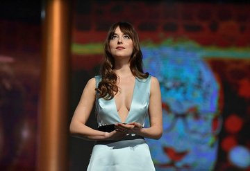 Dakota Johnson Marakeş Film Festivali'ne damga vurdu