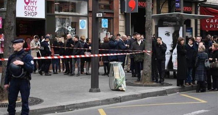 Fransa'da bomba telaşı! Paris alarmda!