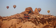 Turkey's Cappadocia visitors up 21 pct in first half 2019