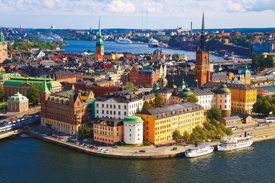 YAZ ROTASI VE ADA HAVASI: STOCKHOLM