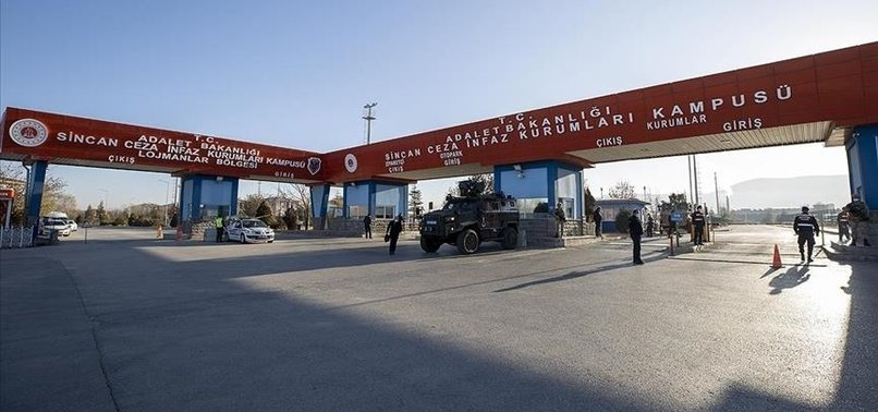 FETO-LINKED COUP PLOTTERS GET AGGRAVATED LIFE SENTENCES IN TURKEY