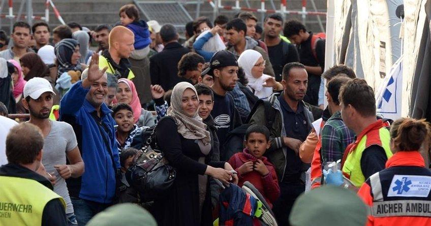 Kızıl Haç Almanya: Kayıp sığınmacı sayısı rekor düzeyde