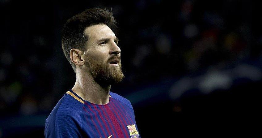 Messi söylentilere cevap verdi