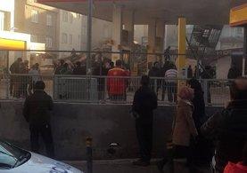 İstanbul Zeytinburnu'nda bina çöktü!