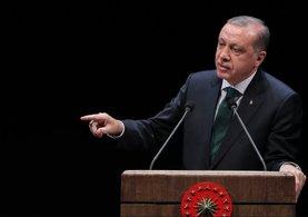 Cumhurbaşkanı Recep Tayyip Erdoğan: Yanımda milletimden başka kimseyi bulamadım