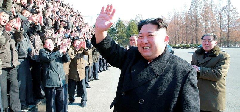 NORTH KOREA CALLS TRUMP NUCLEAR BUTTON BOAST BARK OF A RABID DOG