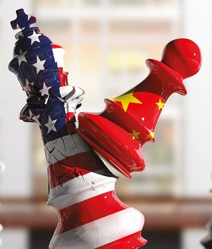 Çin şişeden çıktı bir kere