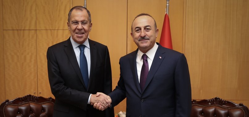 TURKEY, RUSSIA TO MEET ON MONDAY FOR HIGH LEVEL TALKS