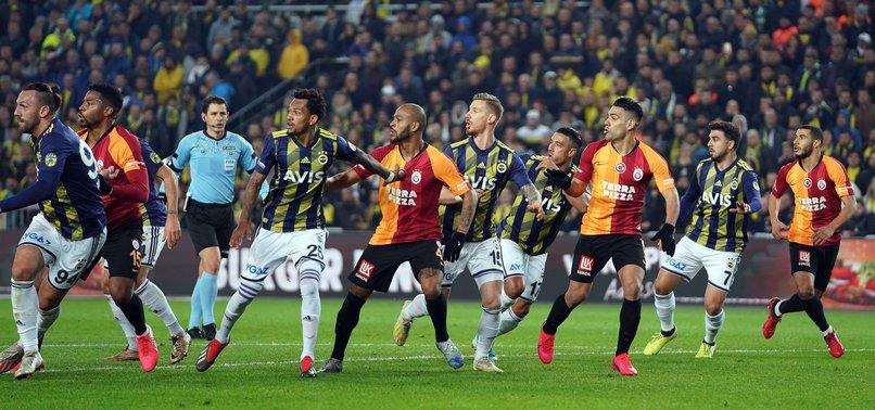 DERBY FEVER SET TO HIT SUNDAY IN TURKISH SUPER LIG