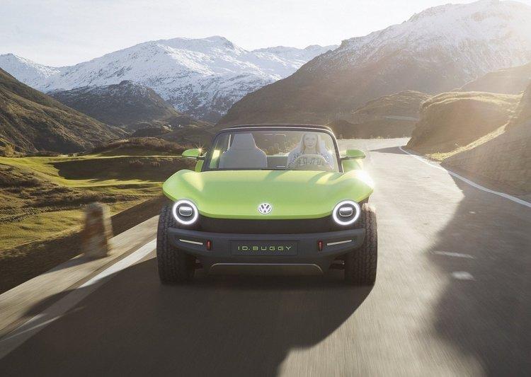 İlk bakış: Volkswagen ID Buggy Concept