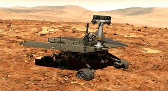 NASA Mars keşif aracı Opportunityye veda etti