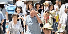 Japan heatwave kills 15 people, 12,000 rushed to hospital