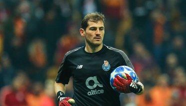 Casillas Adaylığını Açıkladı