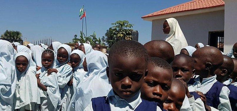 TURKEY INVESTS IN FUTURE OF NIGERIAN CHILDREN