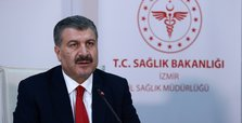 Over 1,200 virus recoveries, nearly 9.4M tests in Turkey