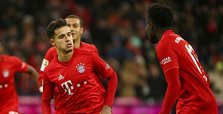 Coutinho hat-trick in Bayern's 6-1 demolition of Werder