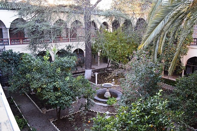 Hacı Ahmed Bey Sarayı