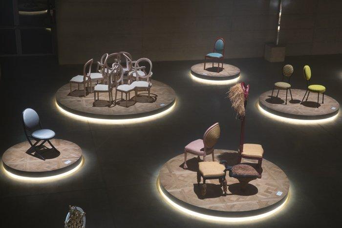 Yeniden yorumlanan miras: Dior Madalyon Sandalye