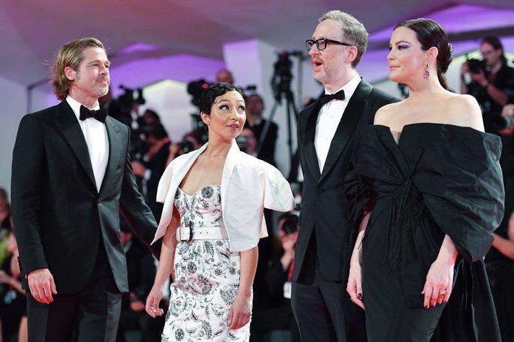 Ad Astra galası Venedik Film Festivali'nde yapıldı