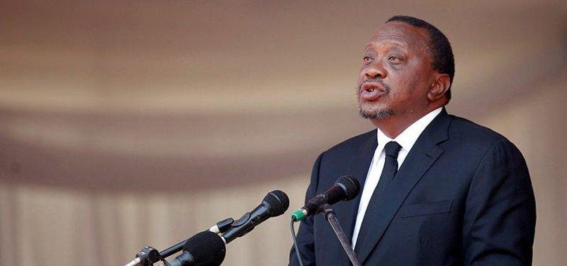 KENYAN PRESIDENT RESHUFFLES CABINET TO BOOST ECONOMY