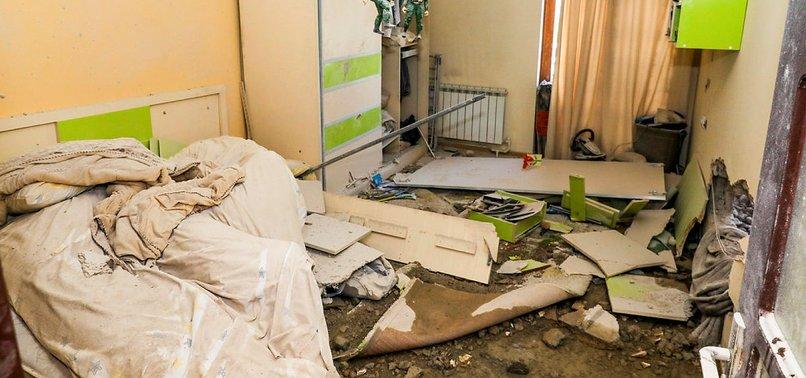 AZERBAIJAN VILLAGE CALLS FOR HELP AMID ARMENIAN ATTACKS
