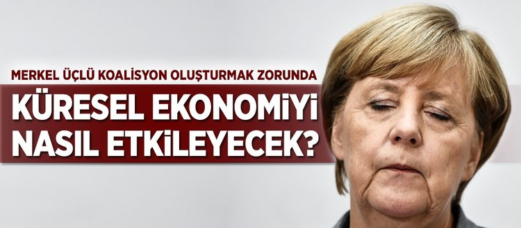 Almanya seçimlerinin küresel ekonomiye etkisi