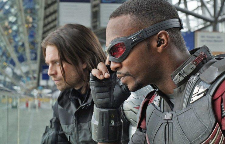 Disney+'a geçecek ilk kahramanlar olan Falcon and Winter Soldier'ın dizisinden yeni bilgiler!