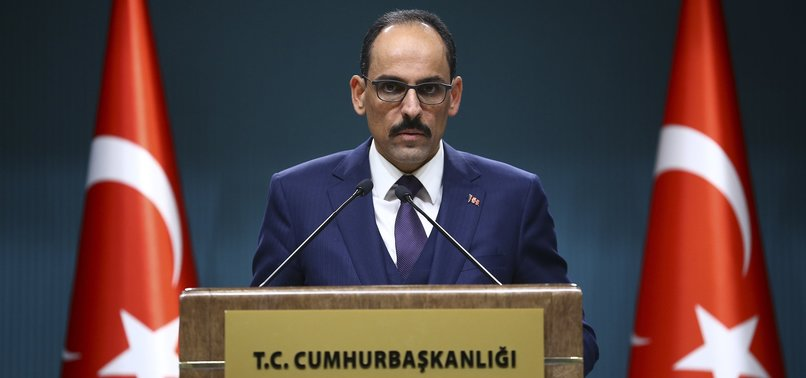 TURKEY NOT TO TOLERATE KHALIFA HAFTARS THREATS: ERDOĞAN AIDE
