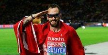 Turkish sprinter wins silver in Diamond League
