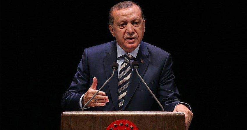 Erdoğan'dan kendisine gelen Batılıya önemli ders