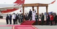 Erdoğan visits Gambia, second stop on Africa trip