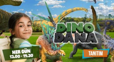Dino Dana Şubat Tanıtım