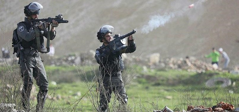 TURKISH PHOTOJOURNALIST INJURED BY ISRAELI GUNFIRE IN WEST BANK