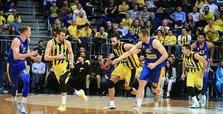 Fenerbahçe beat Maccabi Tel-Aviv 87-73