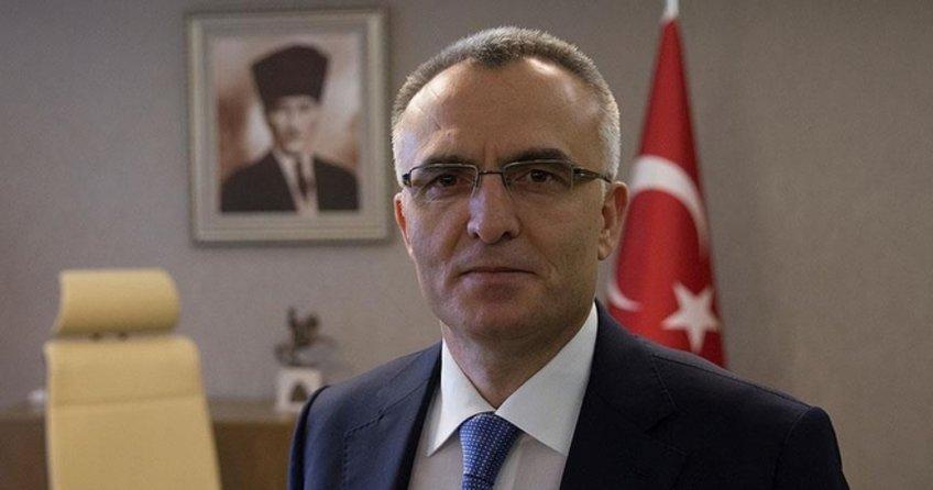 Maliye Bakanı Naci Ağbal'dan vergi müjdesi!