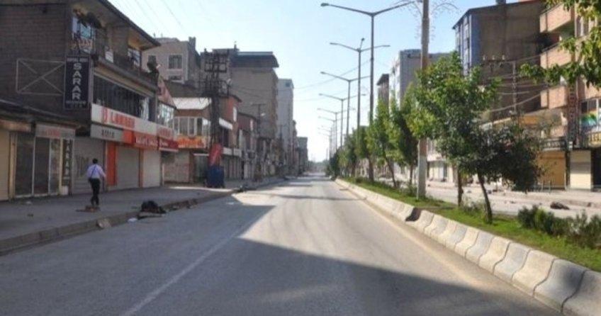 Diyarbakır'da operasyon!16 kırsal mahallede sokağa çıkma yasağı