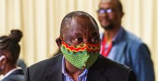 South Africa's president in self-quarantine