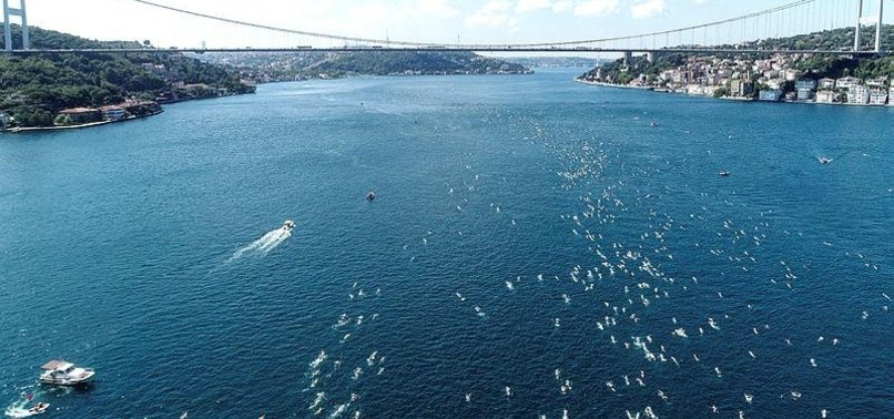 ISTANBUL STRAIT CLOSED FOR SWIMMING COMPETITION