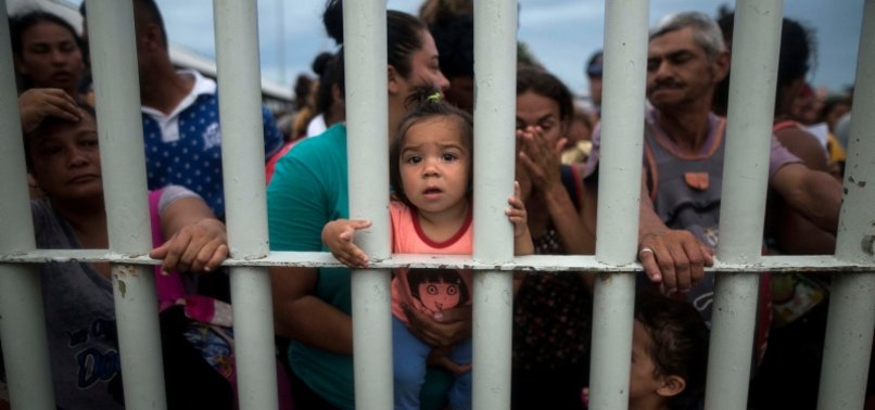 MORE THAN 100,000 CHILDREN IN MIGRATION-RELATED US DETENTION: UN SAYS