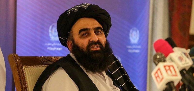TALIBAN WARN US AND EU OF  WAVE OF REFUGEES IF SANCTIONS AGAINST AFGHANISTAN CONTINUE