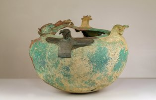 Ancient cauldron dating back 2,800 years to go on display in Van Museum