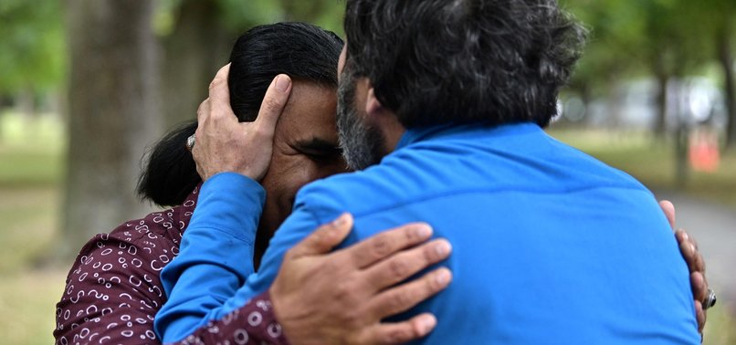 YOU ARE SAFE NOW: MOMENTS OF HEROISM IN CHRISTCHURCH MASSACRE