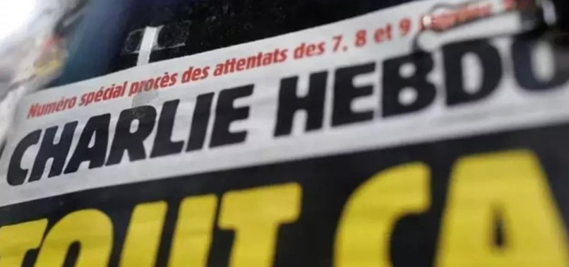 TURKEY SLAMS CHARLIE HEBDO FOR PUBLISHING INDECENT CARICATURE TARGETING ERDOĞAN
