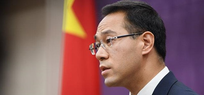 CHINA SAYS US MUST SHOW SINCERITY FOR TRADE TALKS TO CONTINUE